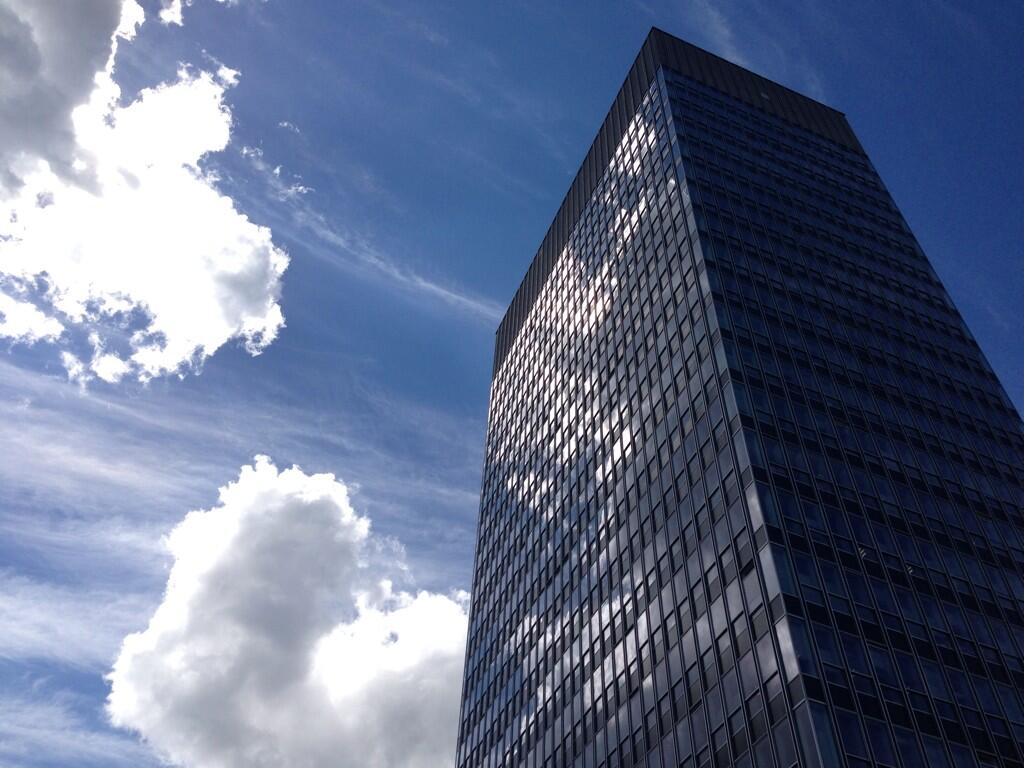 Arts tower, photo by Nicola Dempsey
