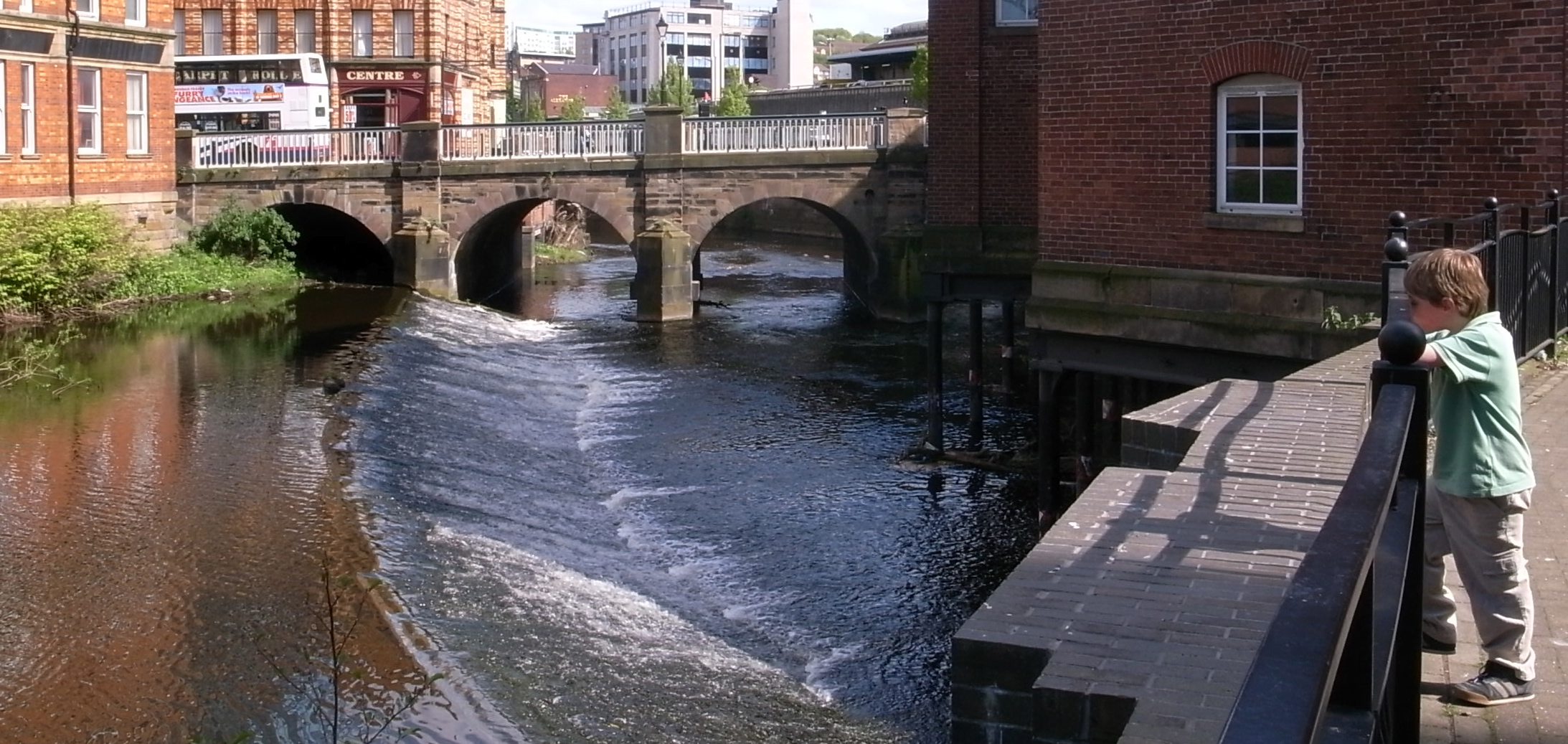 The River Don, Sheffield