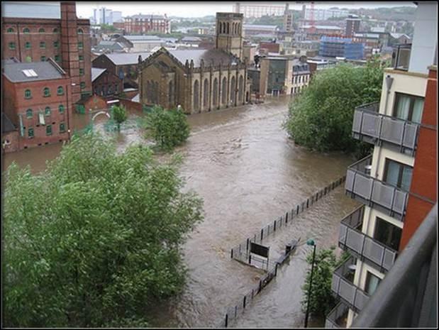 Sheffield Flood 2007