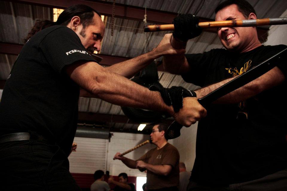 Guro Pipo training FCS