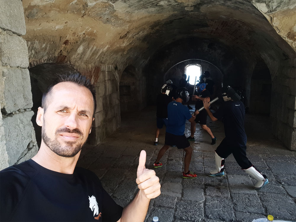 Vicente gets to do FMA in cool places… and takes pictures like Master Eugene.