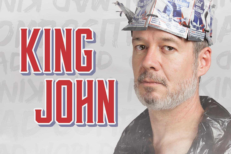 King John - Hawthorne ParkSeptember 2016