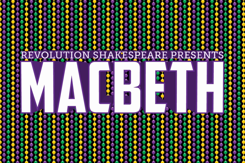 Macbeth - Hawthorne ParkOctober 2014