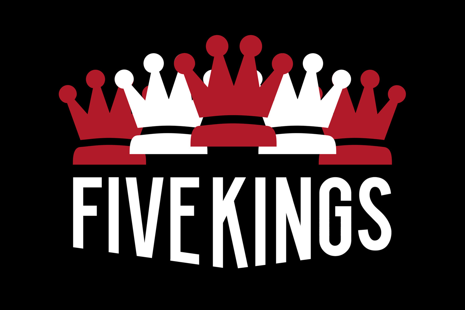Five Kings - A five-part episodic at the Philadelphia Museum of Art.July 2014