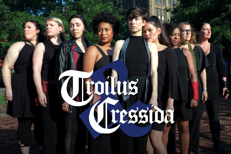 Troilus & Cressida - Hawthorne ParkSeptember 2018