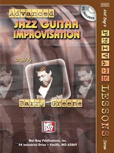 Written for the intermediate to advanced jazz guitarist, this book assumes an adequate knowledge of chord scales and jazz theory. The topics include playing modally, chord substitutions, Coltrane substitutions, diminished and melodic minor scales as well as dealing with pentatonics. Companion CD included.   Available from Amazon