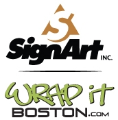 Andy, the owner of Wrap It Boston did an amazing job on our truck wrap!