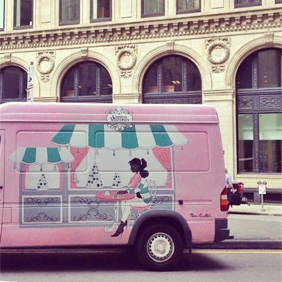 Spring is just around the corner!! . . . . . #macarons #frenchmacaron #bostonfoodtrucks #wedding #bostonweddings #bridalshower #bridesmaids #catering #newenglandweddings #babyshower #momtobe #bostonevents #eventplanning #corporateevents #eventplanner