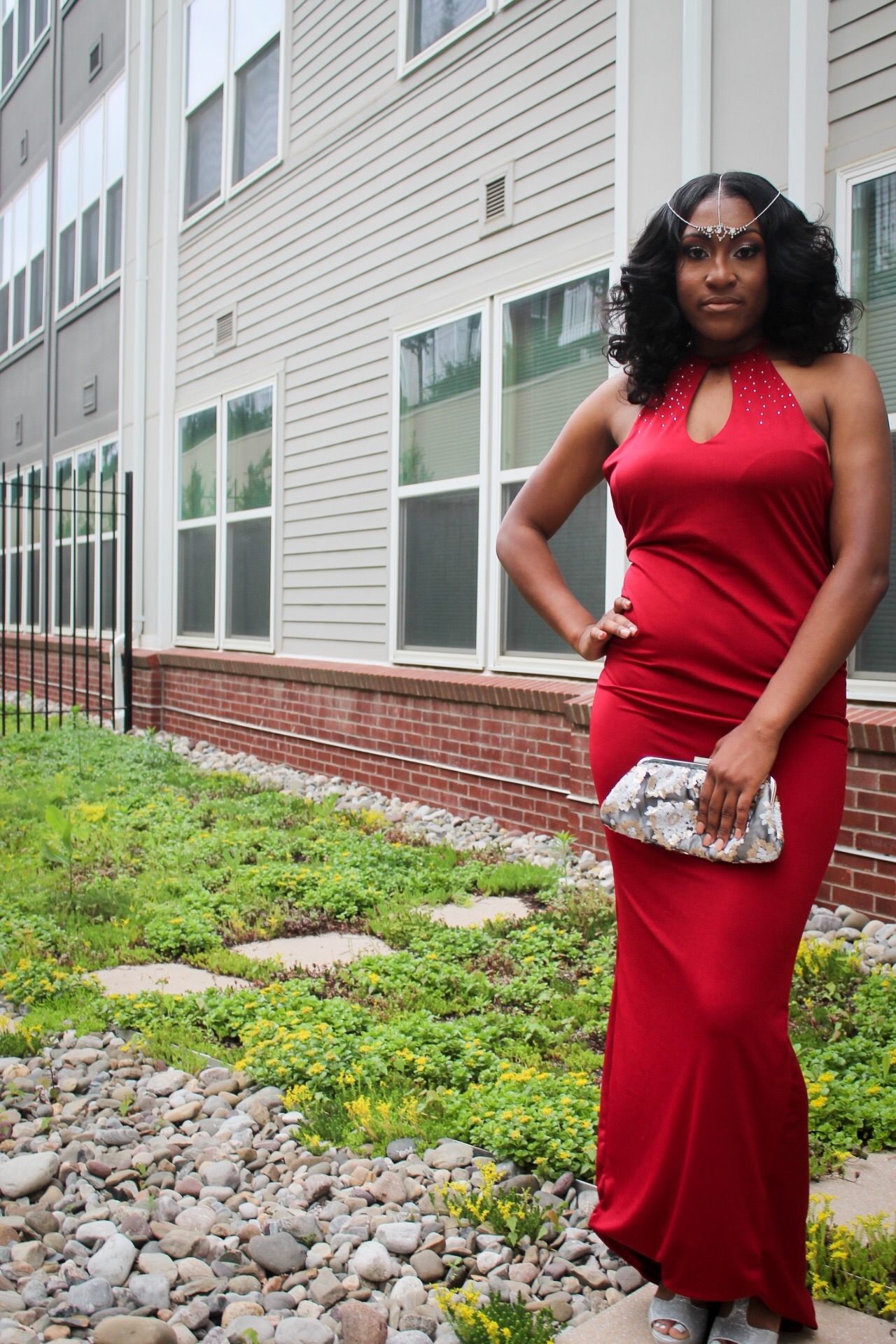 Styling by: Taneishia Bundy  Dress by:Jrée Desirée Collections