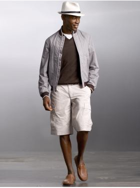 Casual chic from Banana Republic