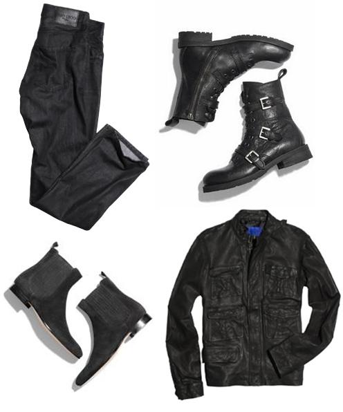 Jimmy Choo Menswear for H&M