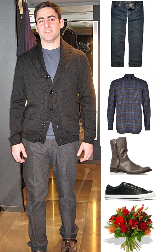 What to wear for Thanksgiving for men
