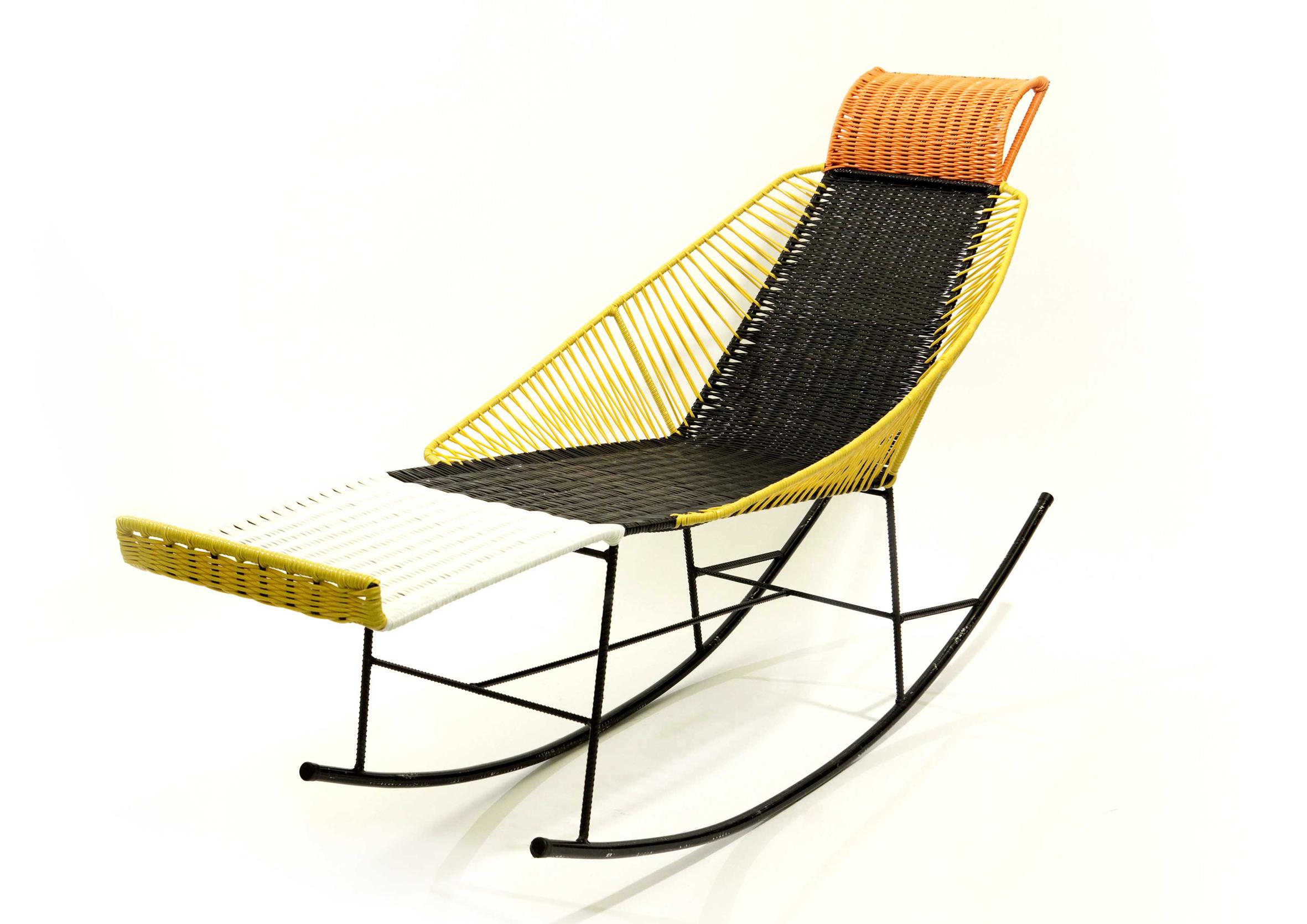 '100 Chairs: L'Arte del Ritratto', by MARNI