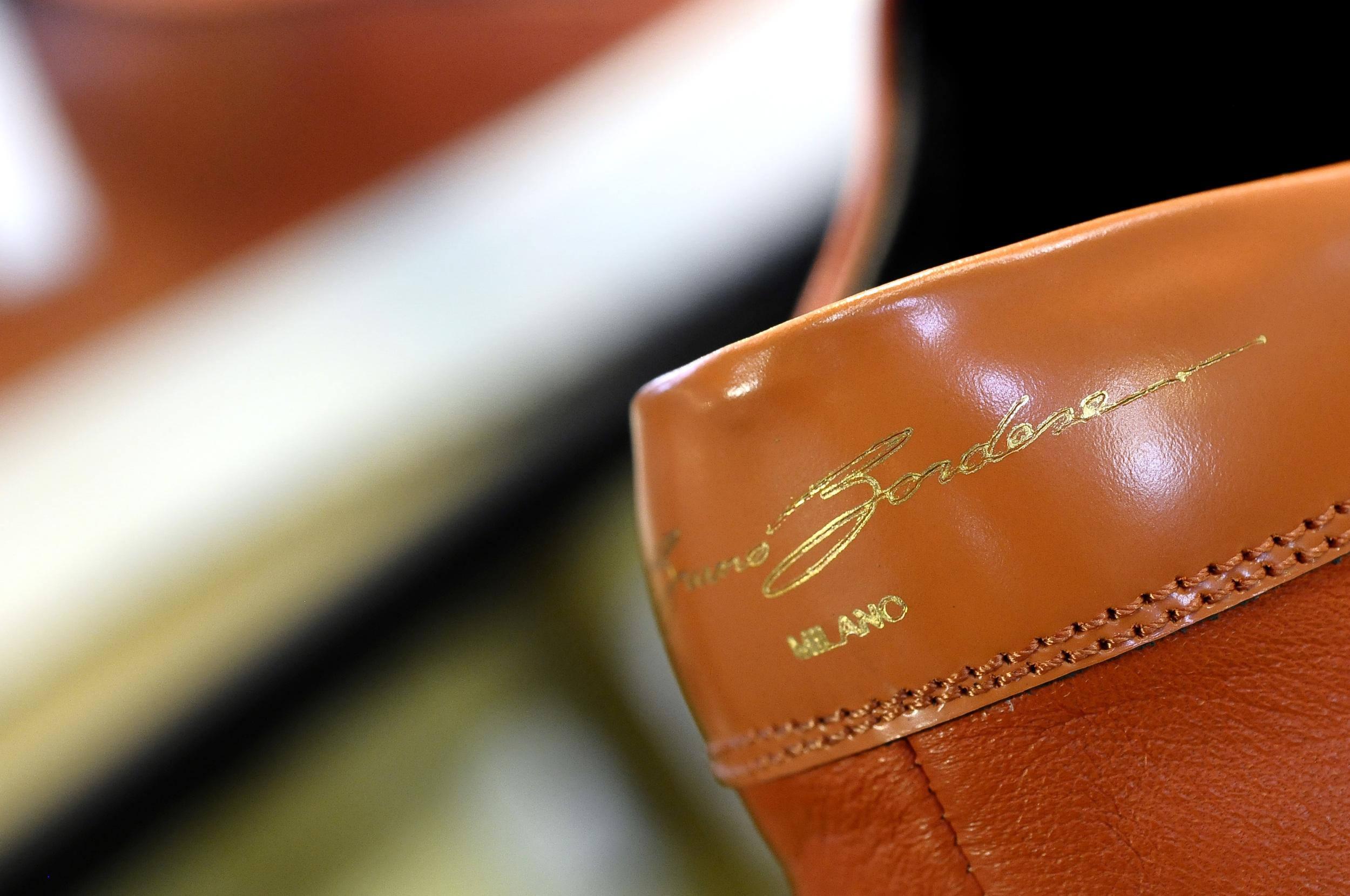 Luxury sneakers by BRUNO BORDESE