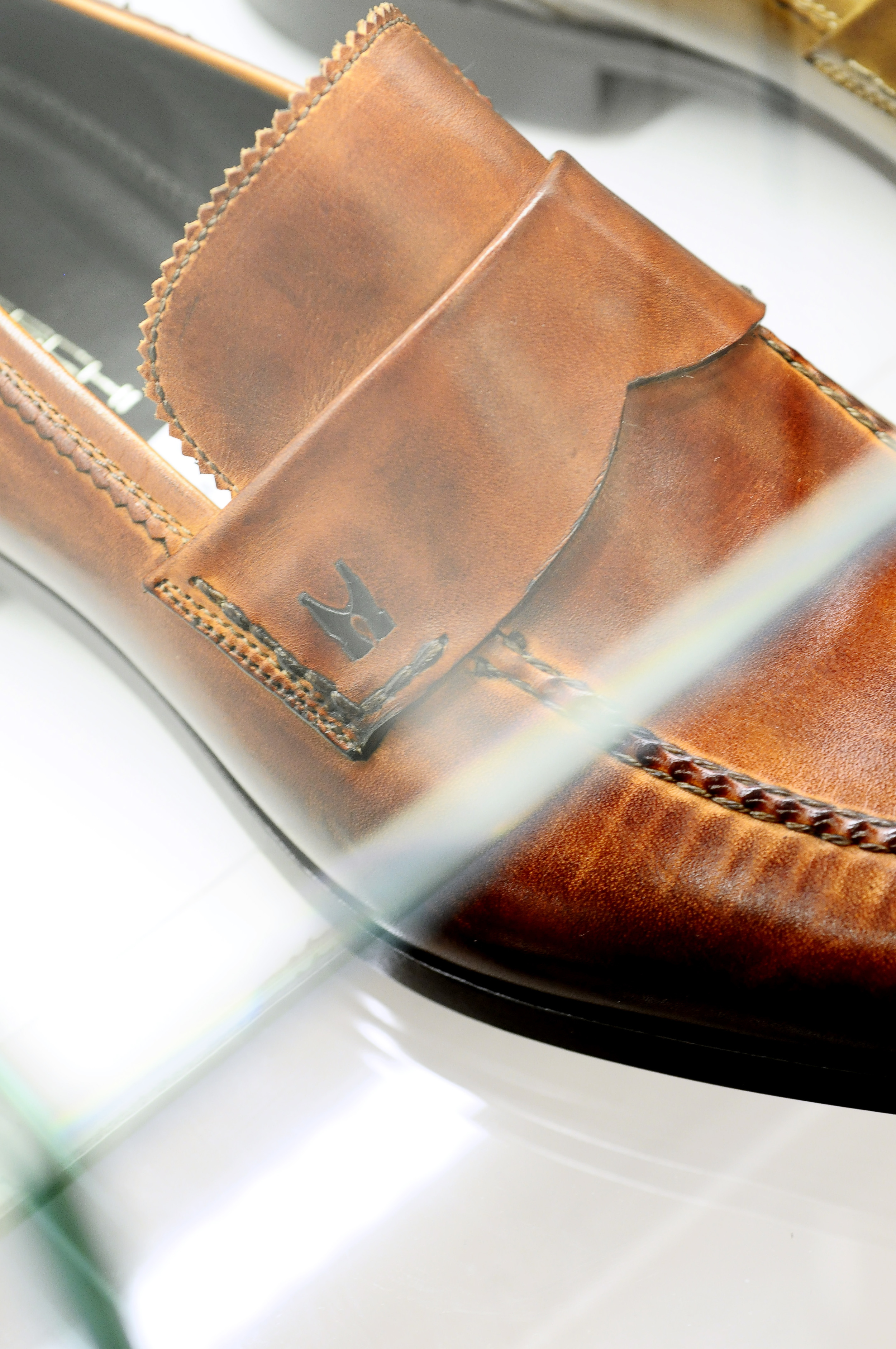 Impeccably crafted loafers by MORESCHI