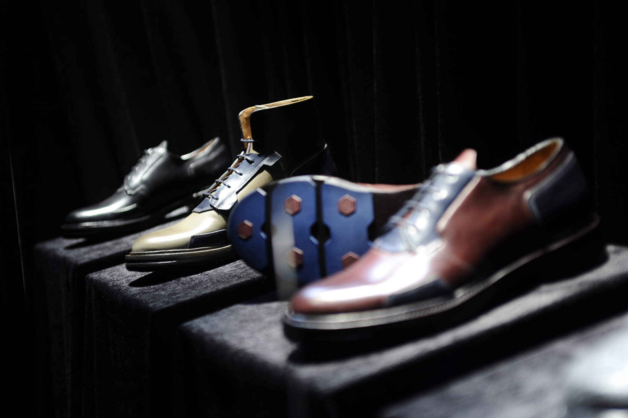 Pantofola d'Oro (Photography: H2O)