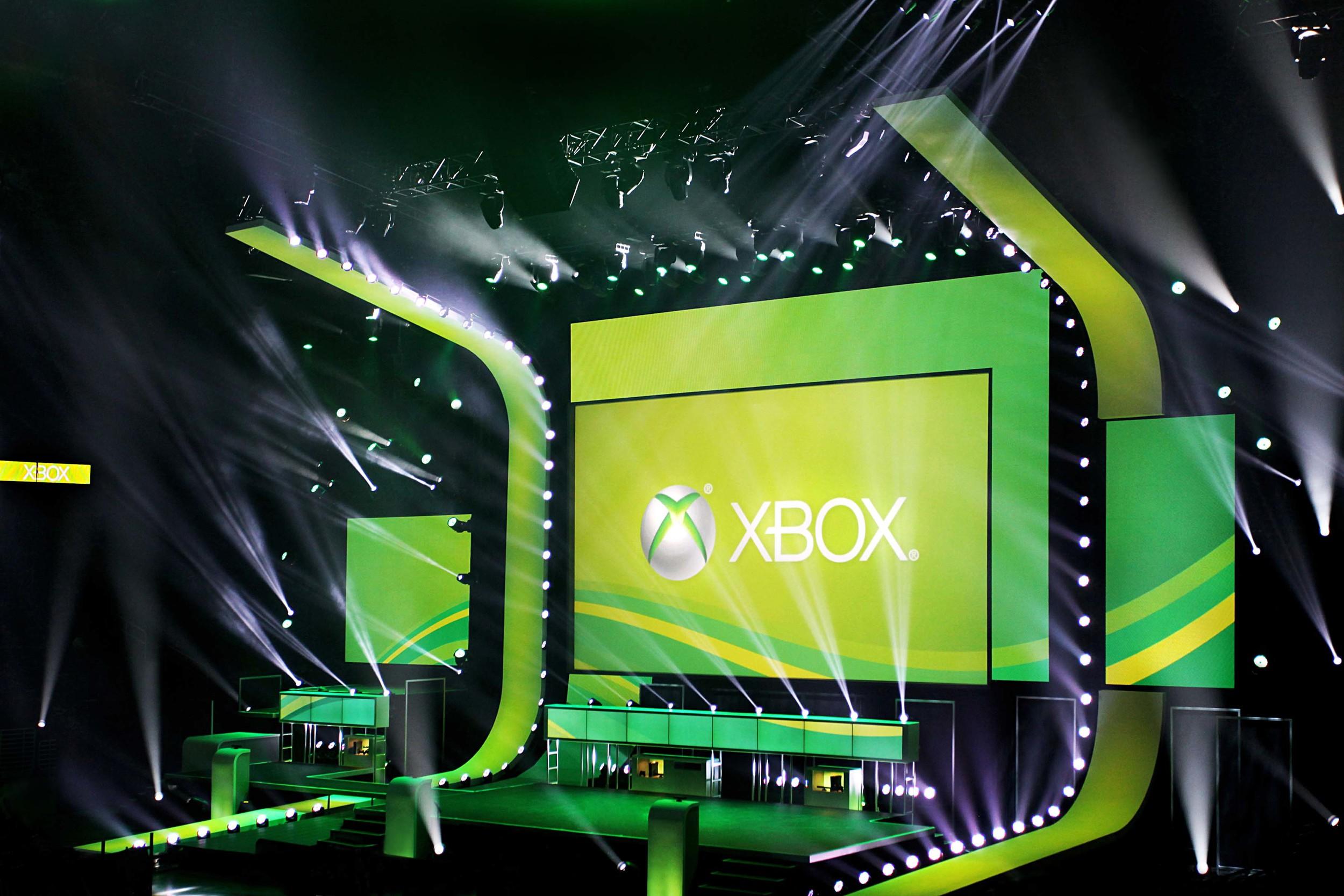 Xbox - E3 2012