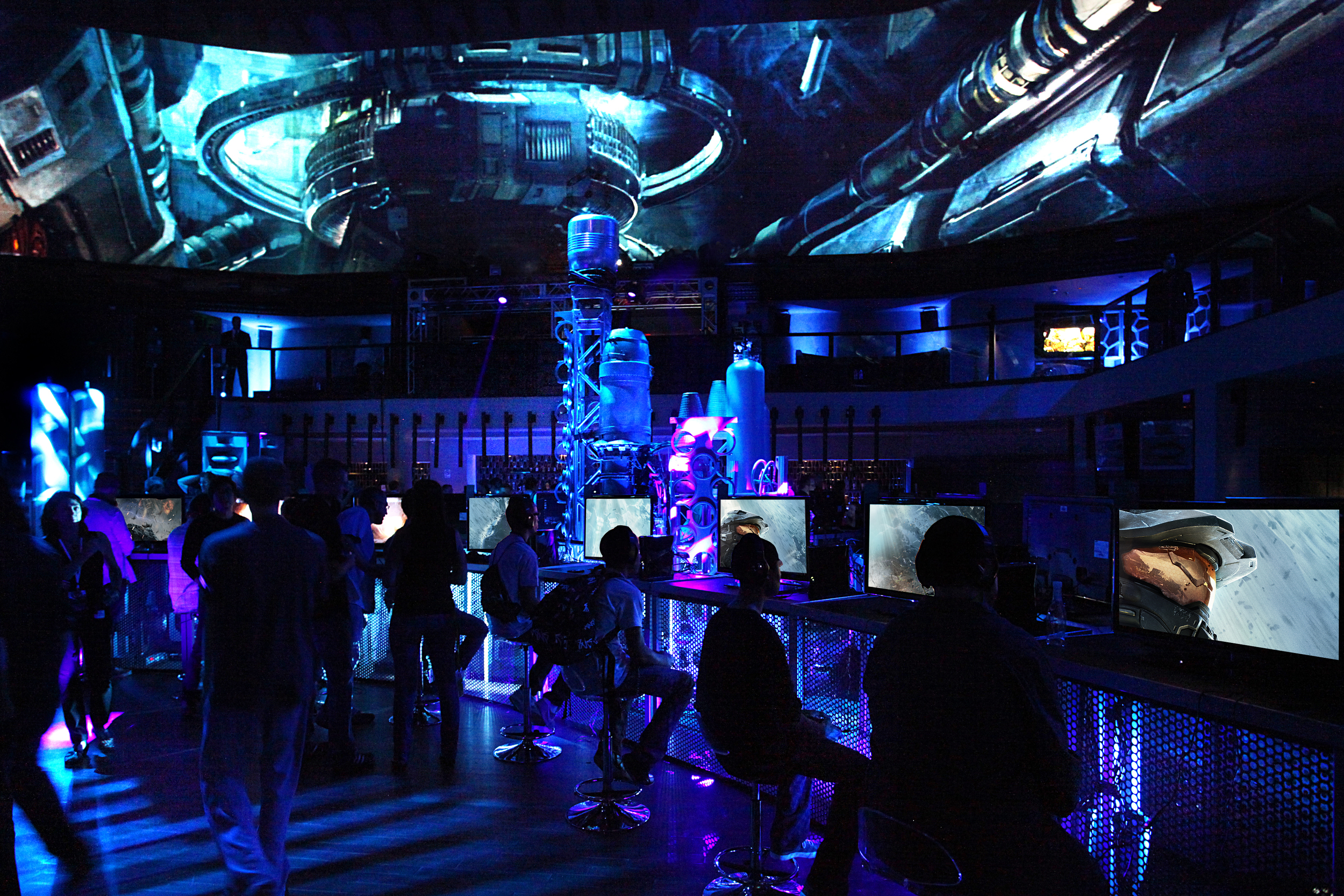 Halo 4 Launch Party