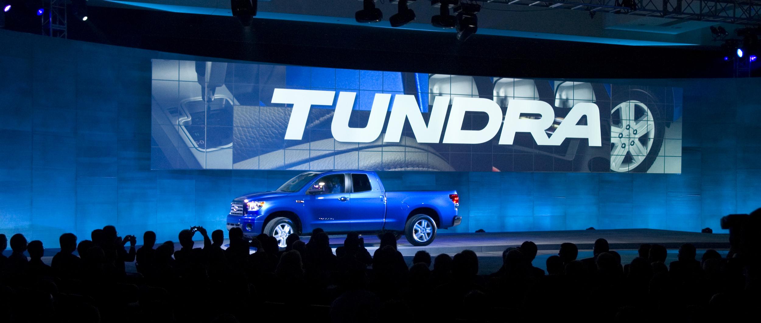 Tundra Launch