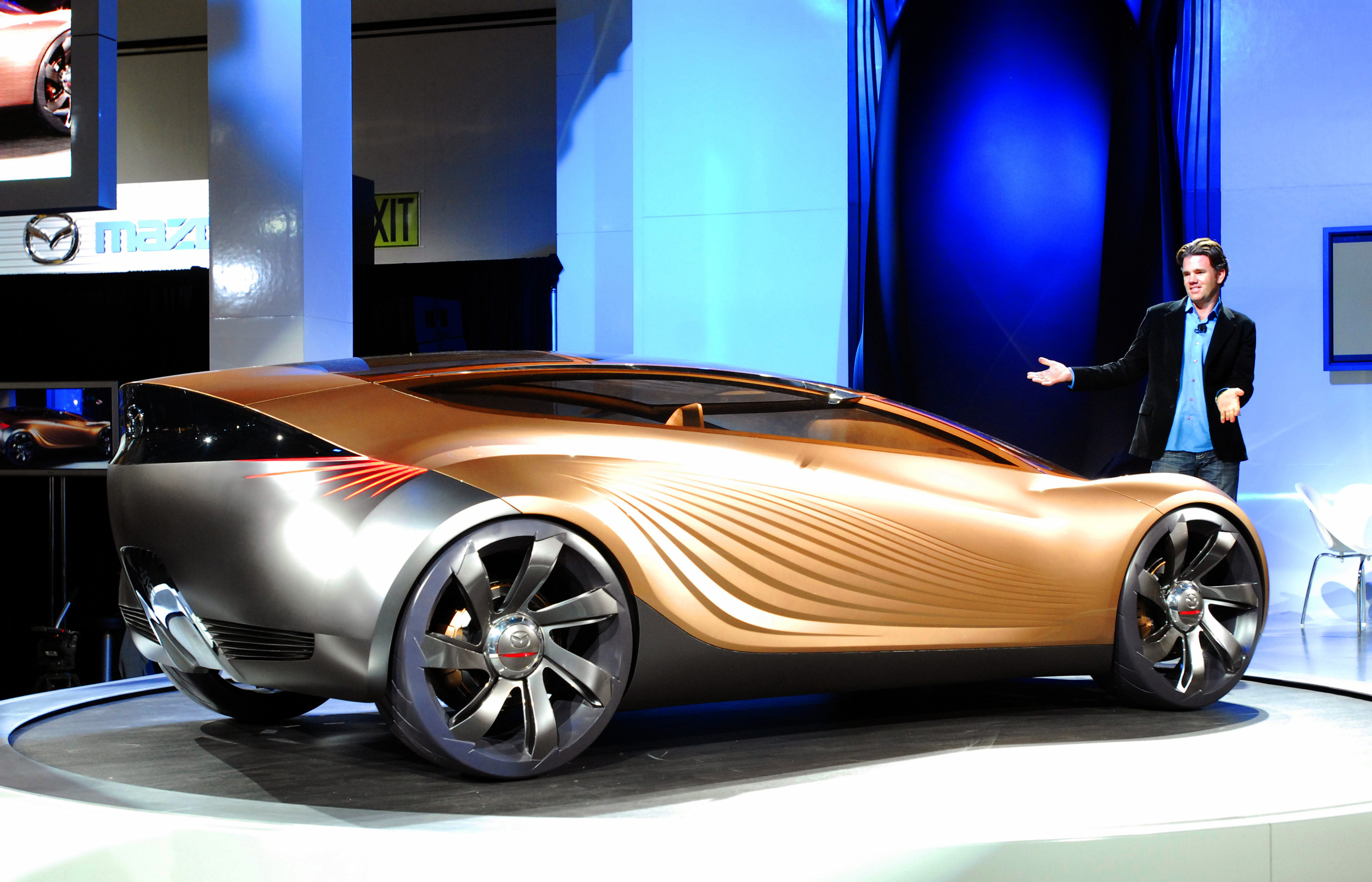 Mazda Concept Reveal