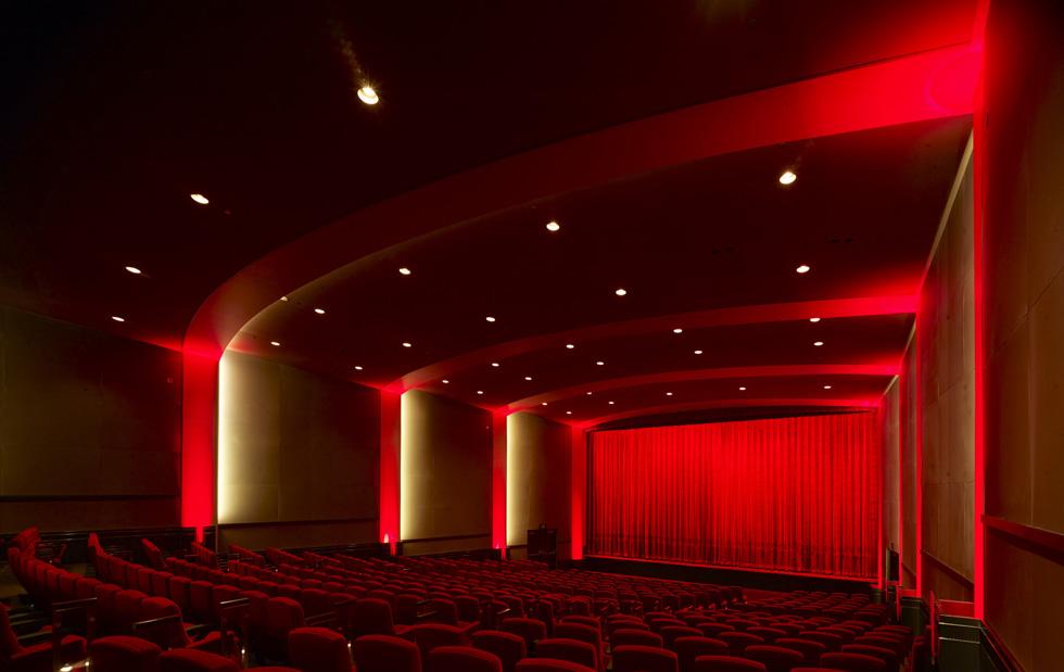 The Walt Disney Studio Theater