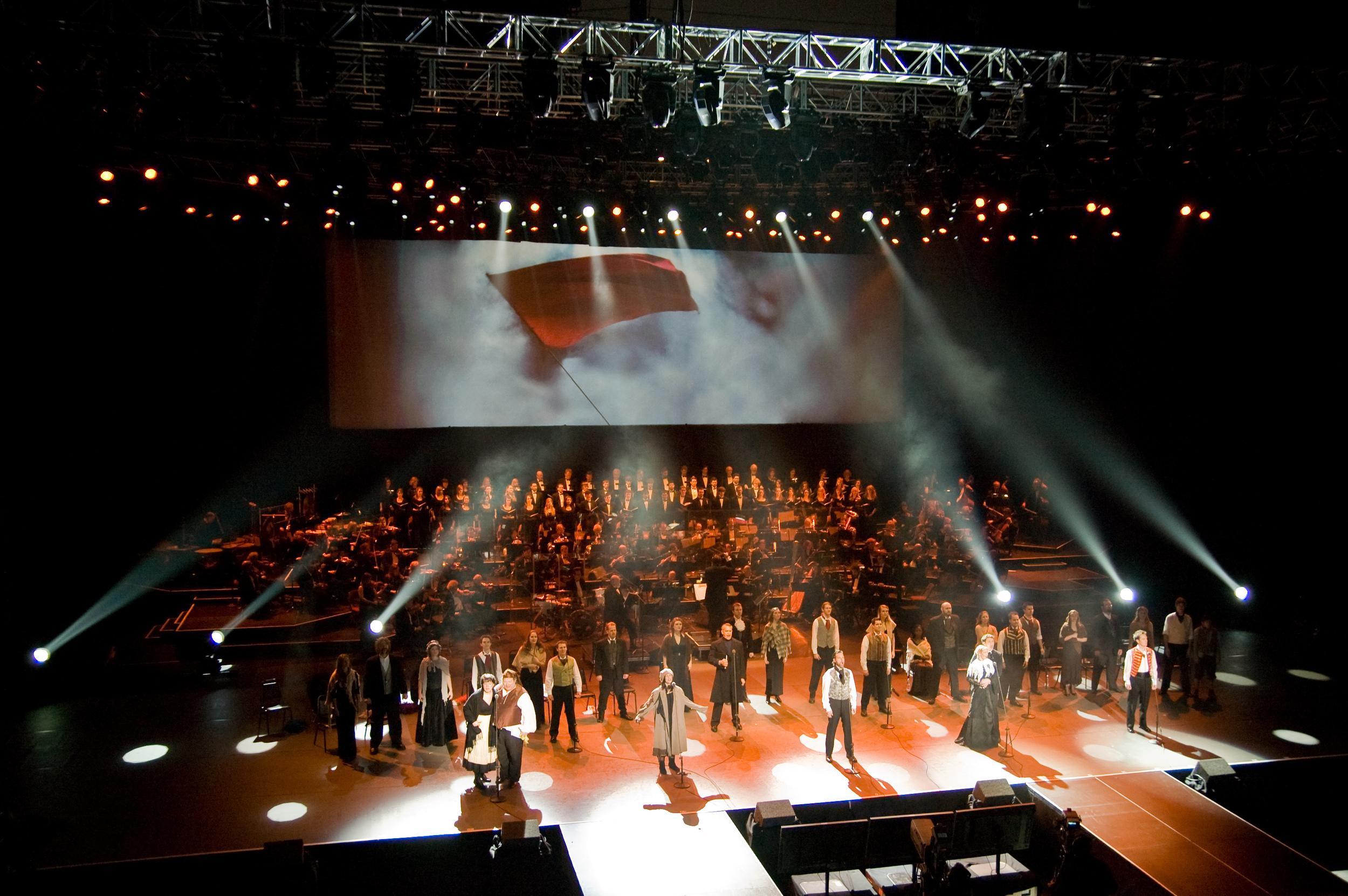 Les Miserables in Concert