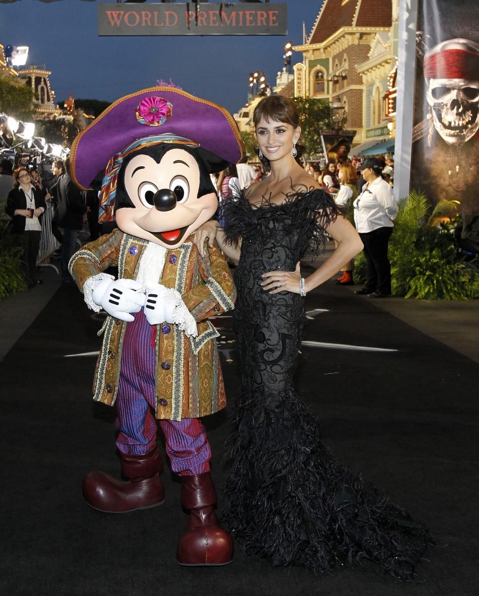 Pirates IV Premiere