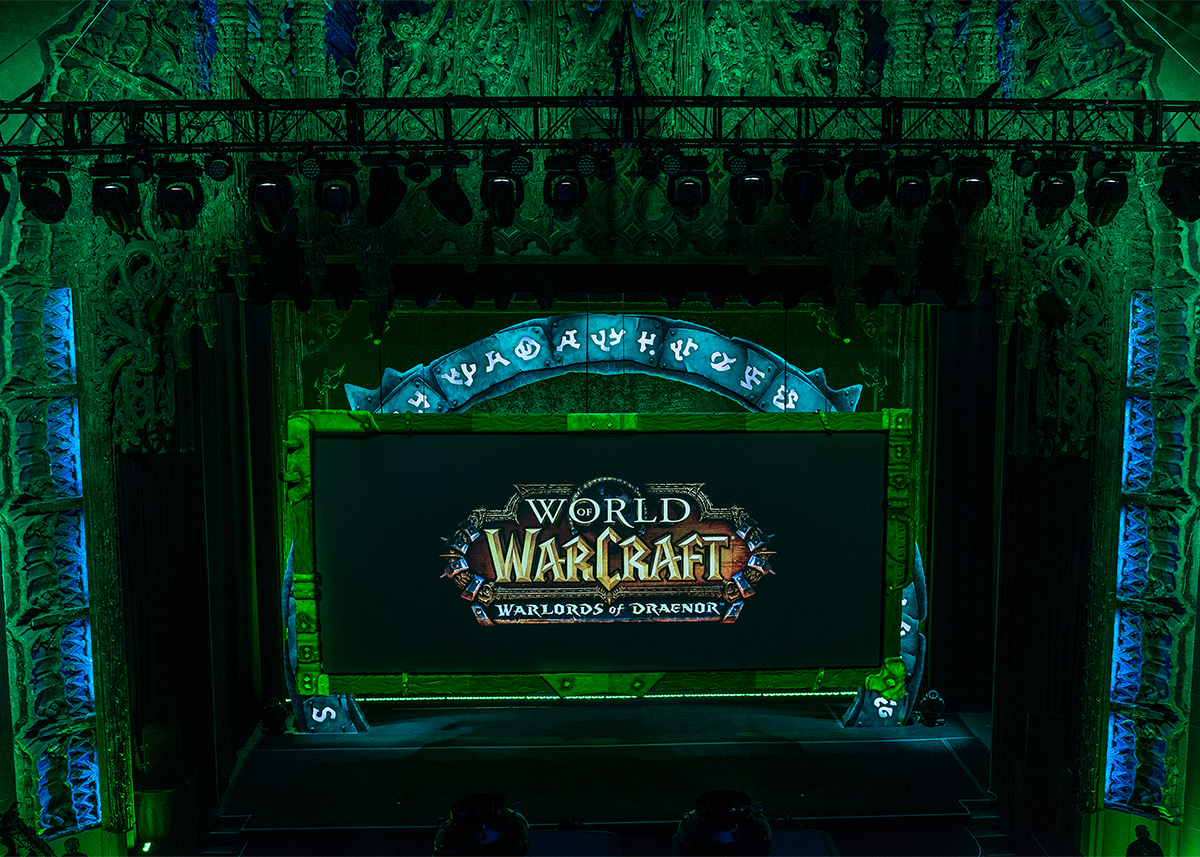 world of Warcraft: Cinematic Reveal
