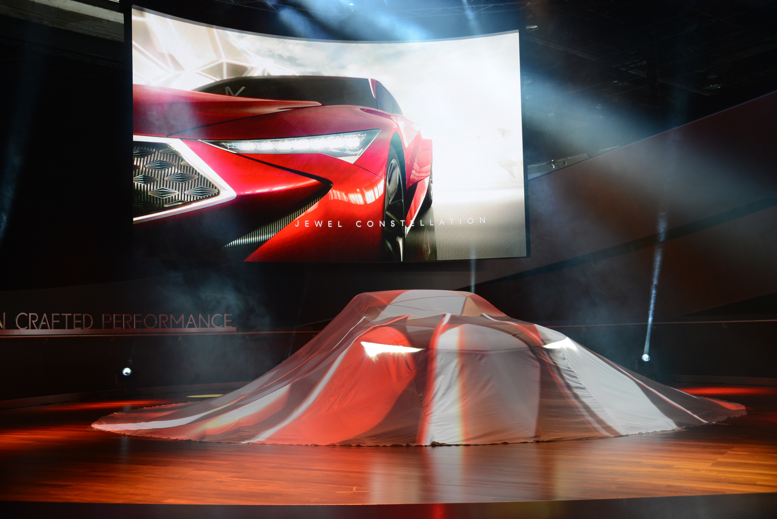 Acura Detroit Press Conference