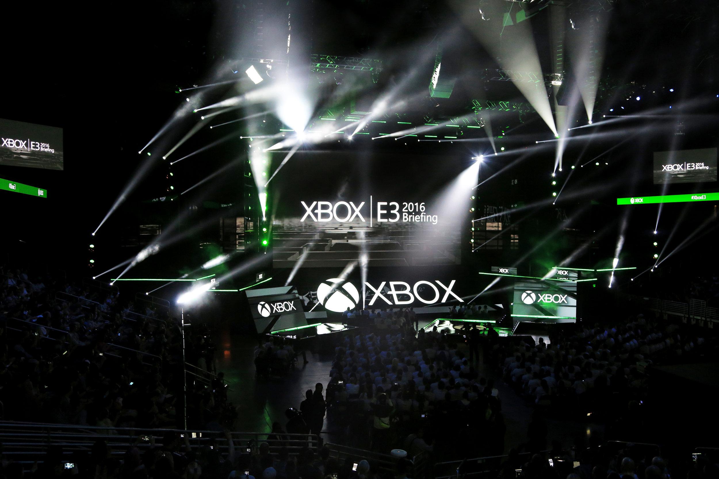 Xbox E3 2016