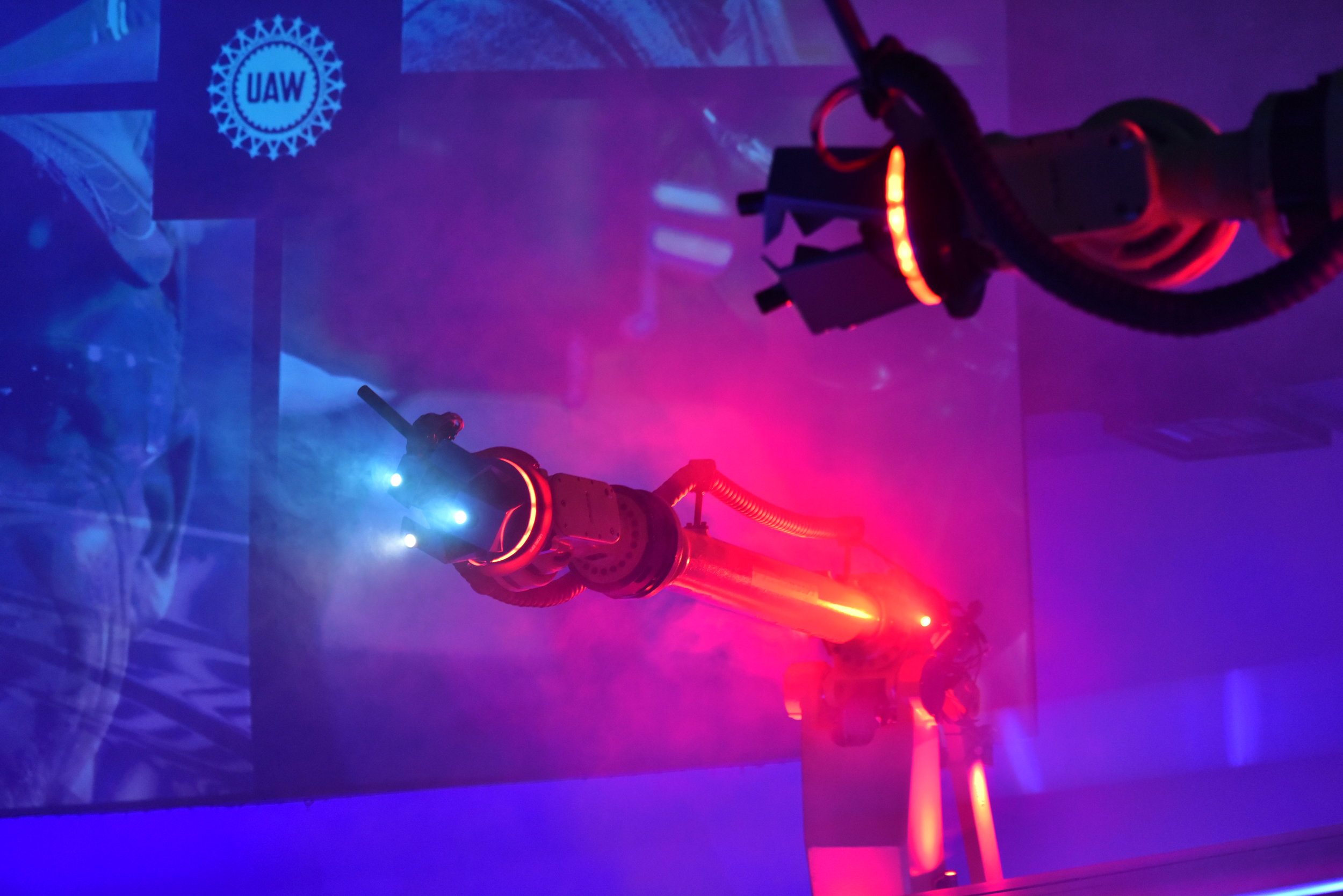 In Park Magazine - Manufacturing Innovation: Ford and the Robot