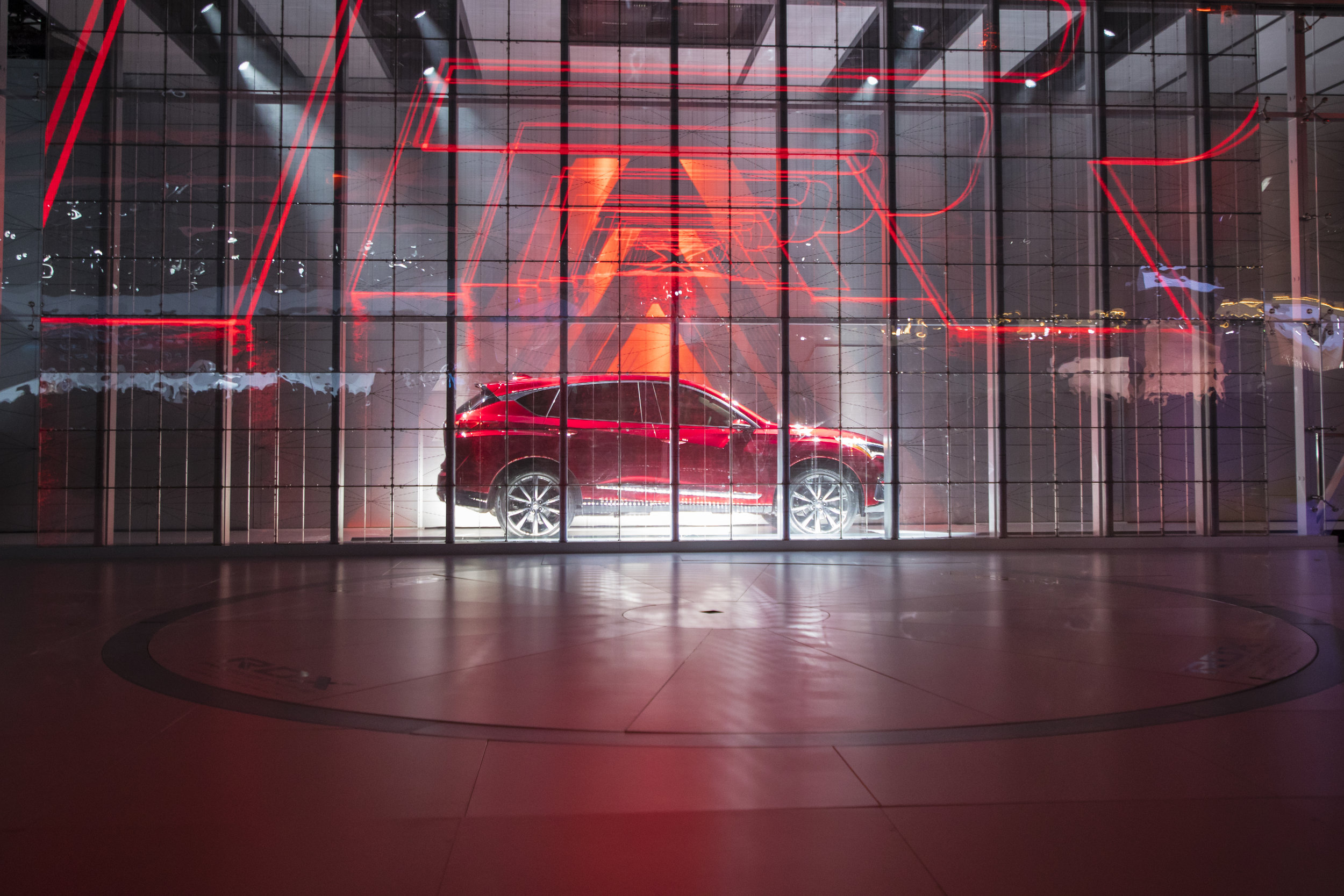 Acura NY Autoshow 2018