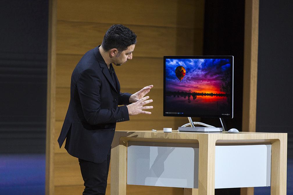 Microsoft Surface Studio Launch