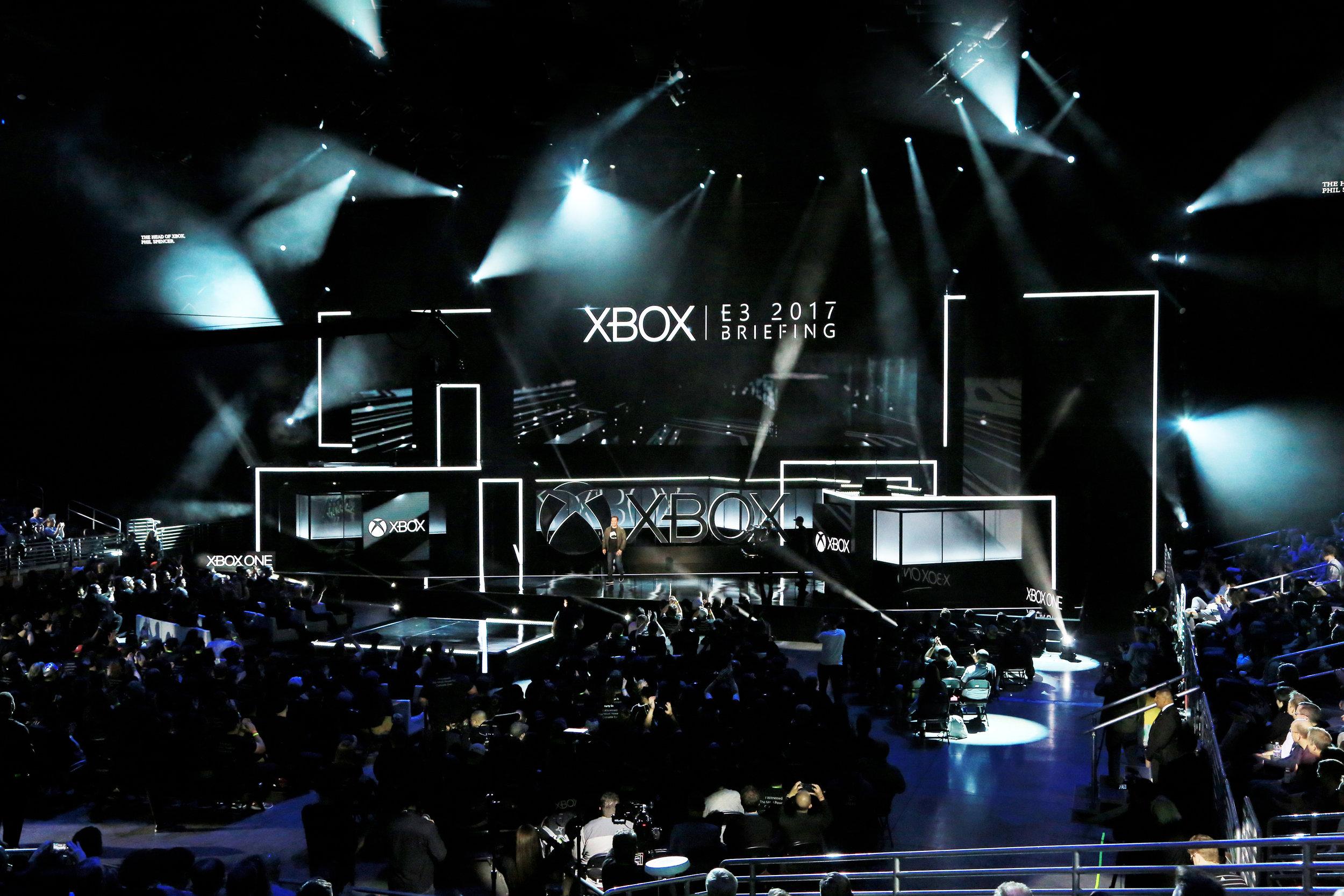 Xbox E3 Media Briefing 2017
