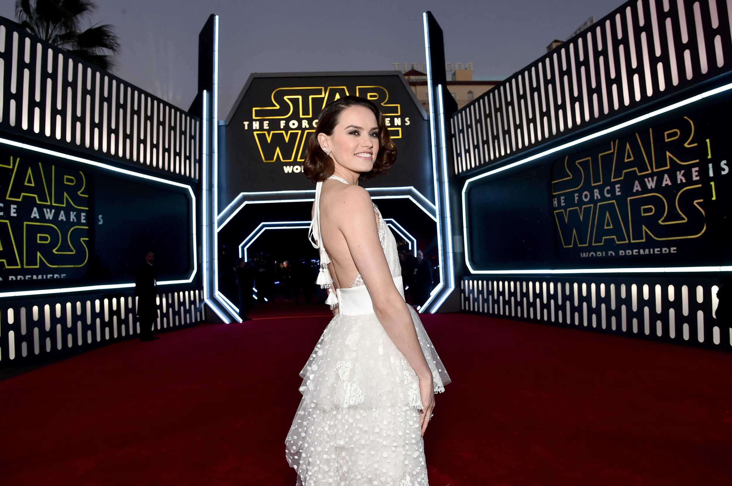 Star Wars The Force Awakens World Premiere