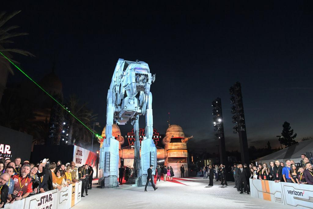 Star Wars The Last Jedi World Premiere