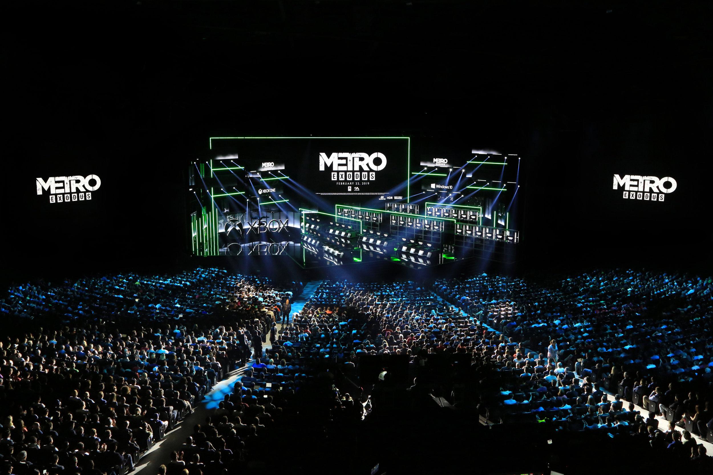 Xbox E3 Media Briefing 2018