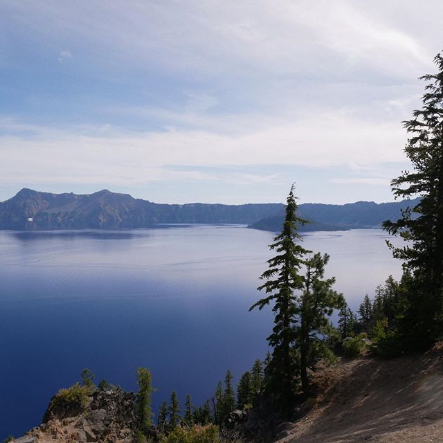 Crater Lake did not disappoint