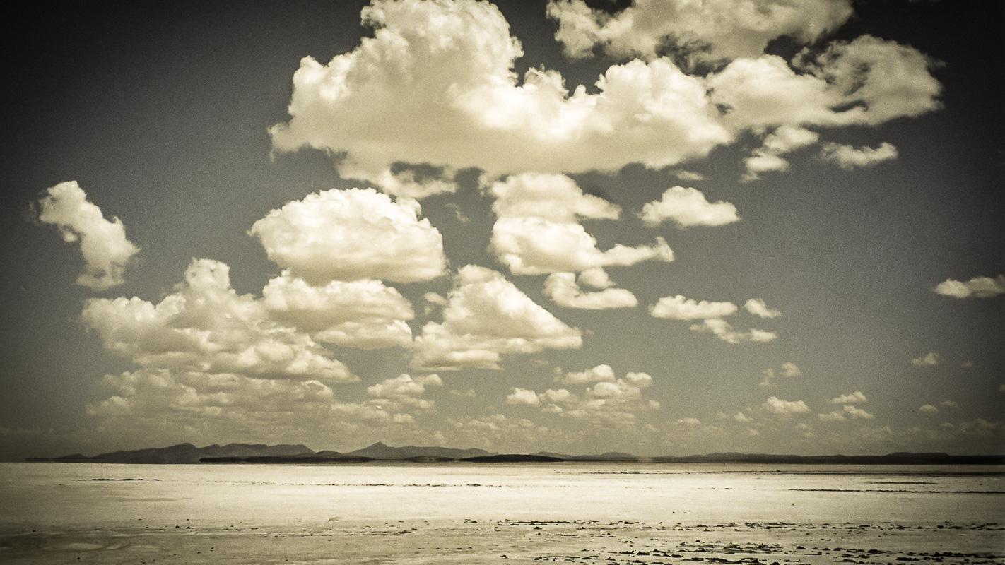 Salar Clouds