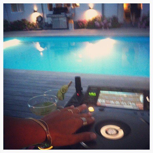 #LeiFooJewelry    #Inpsiration    #DJ    #Behindthescene    #LateNightJewels