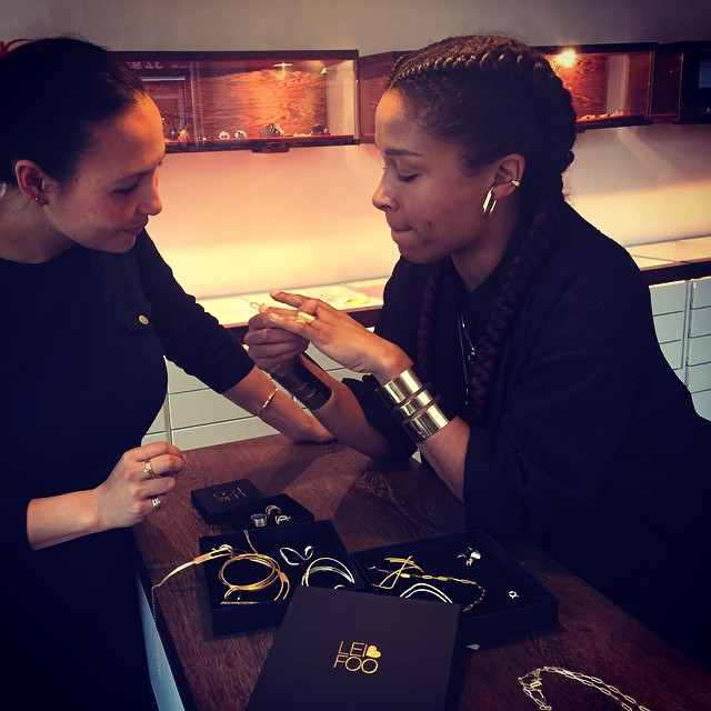 #girlcrush  #nabiha    #leifoo    #leifoojewelry    #jewelry    #music  #danishdesignjewelry    #girlpower    #fashiongold
