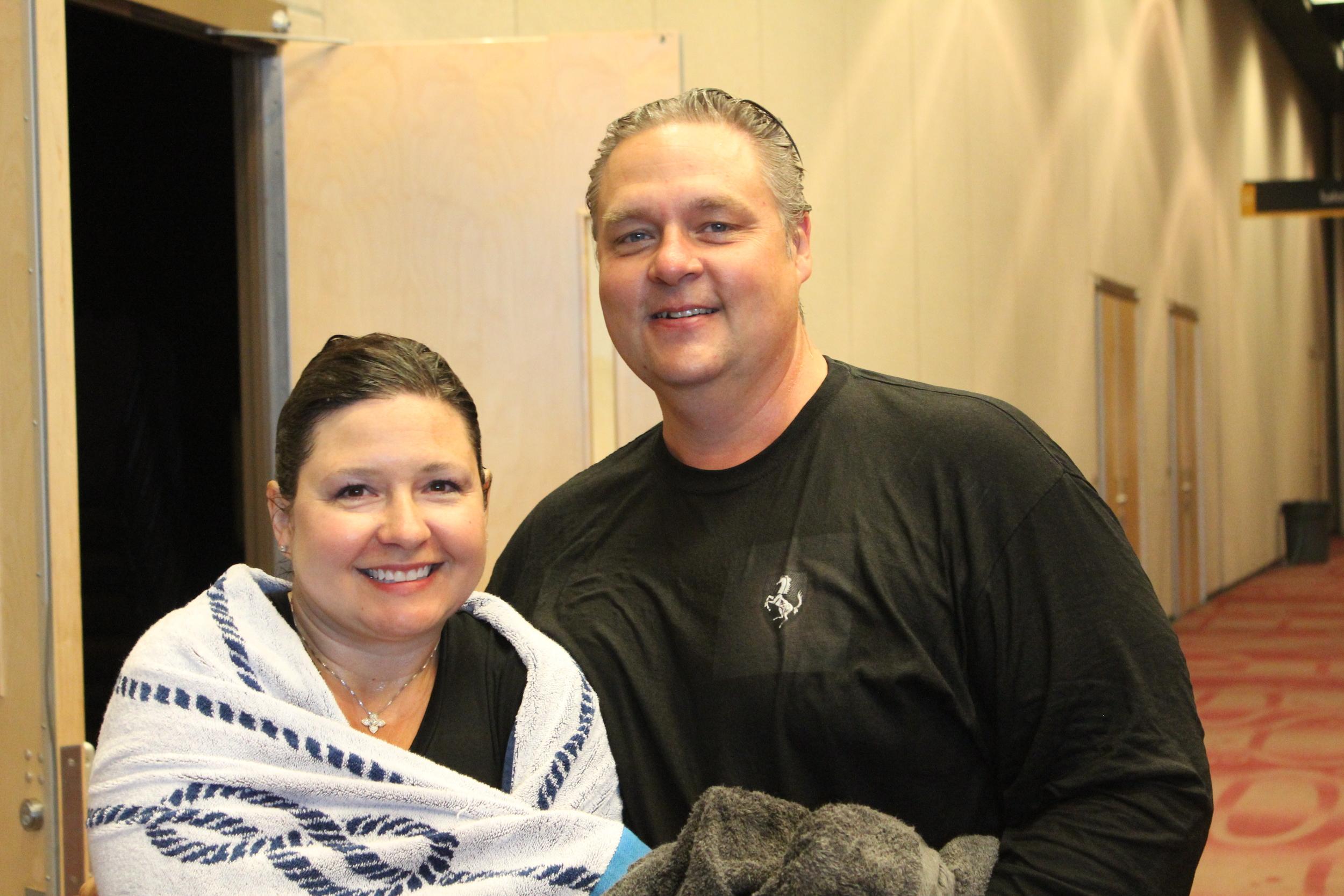 Tammy and Trevor