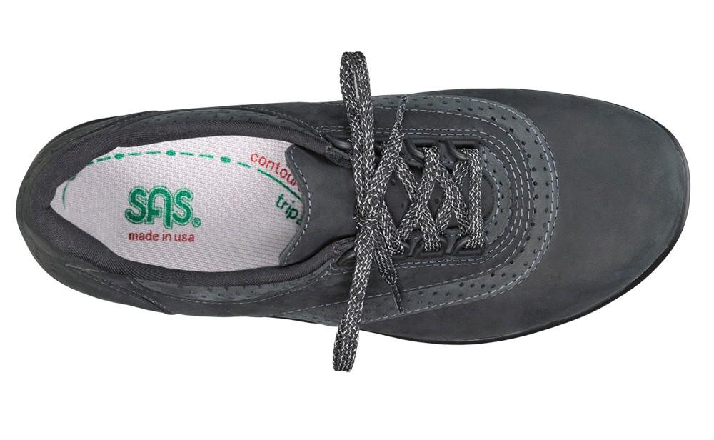 WALK EASY NERO — SAS Shoes   San