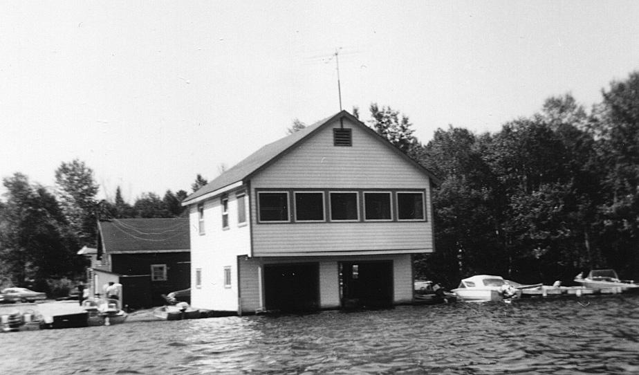 Wood Lake Marina 1974