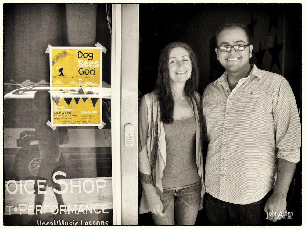 Voice Shop owner, Debi Ruud