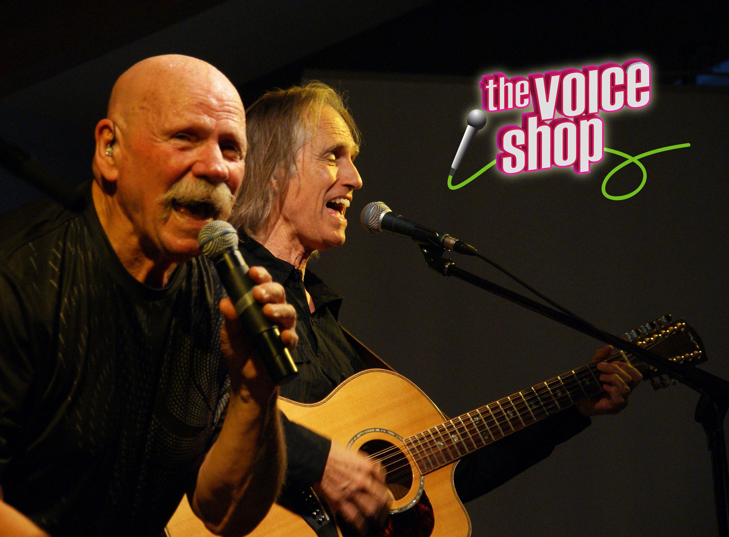Barry MaGuire at the Voice Shop April 5th