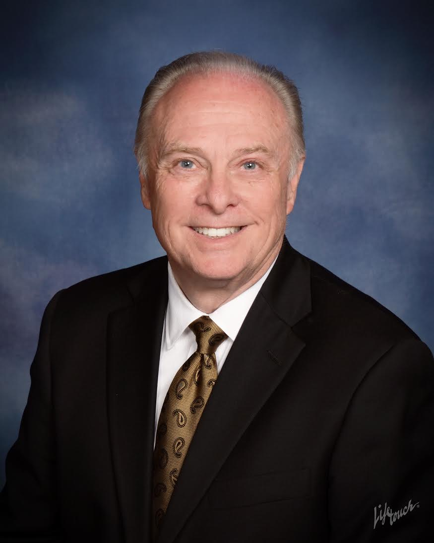 Dr. Mark Rutland, Our Special Guest Speaker
