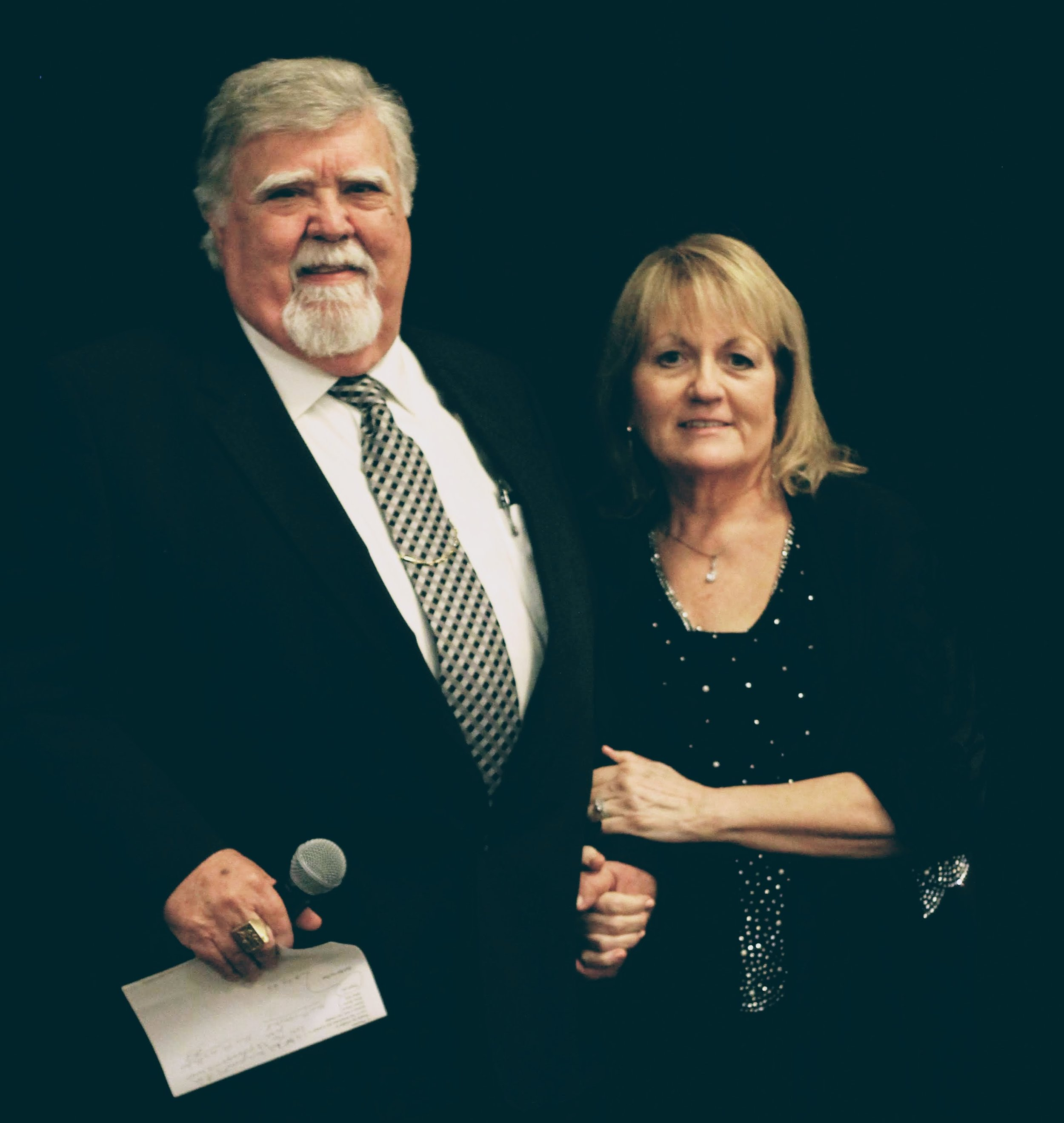 Dr. Johnny & Betty Moffitt of Worldwide Voice In the Wilderness