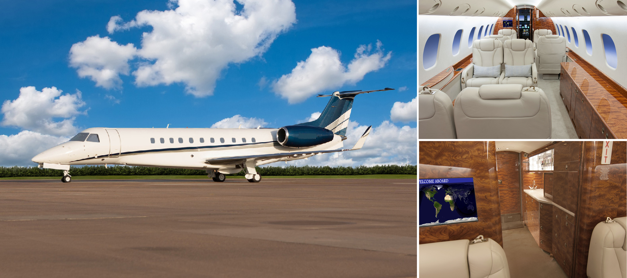 Elite Air has added a Legacy 600 and a second Citation X to its fleet in Houston, Texas. The aircraft is captained by industry veteran George Harpole (below).