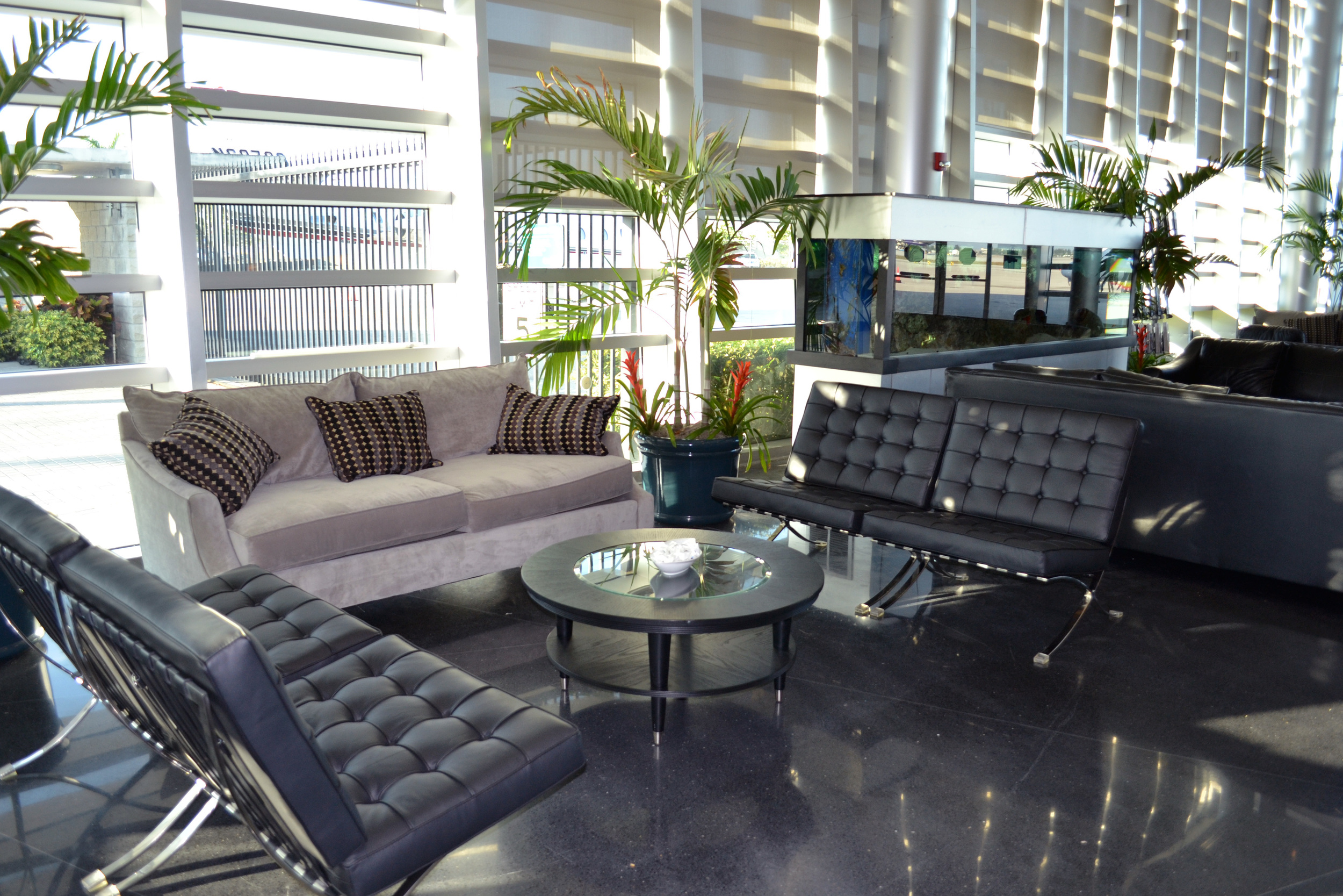 Landmark Aviation Miami lobby.JPG